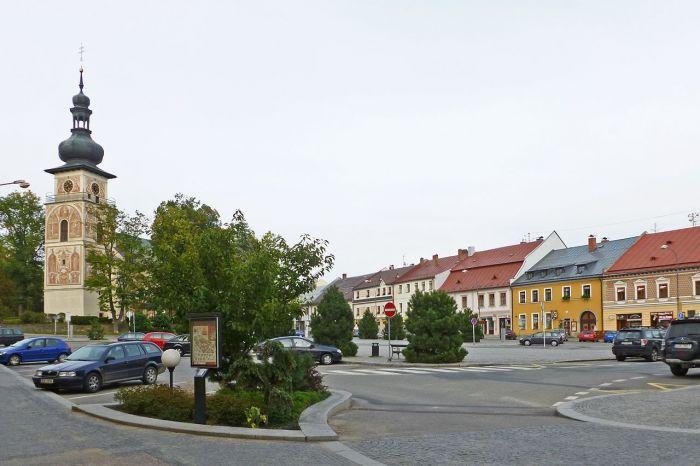 Vratislavovo náměstí - 1280 x 854